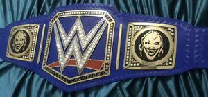 NEW-WWE-Blue-Universal-Championship-Belt-Adult-Size-Wrestling-Replica-Title
