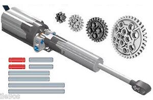Lego Technic Power Function Motor Batteriebox Halter Linear Zylinder 8881 61905
