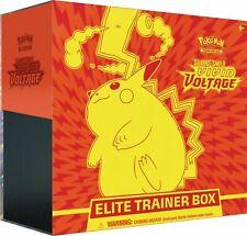 Vivid Voltage Sword & Shield Elite Trainer Box Pokemon TCG Sealed (Pre-Order)