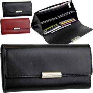 abb97967e5f2c Image is loading Mandarina-Duck-Womens -Purse-Wallet-External-Compartment-Purse-