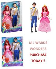 Disney Princesses Disney Princess Day Out Ariel & Eric 2 Pack ** GREAT GIFT **