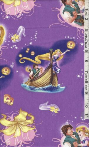 Rapunzel and Friends Slippers Prince Coordinating Fabrics SOLD SEPARATELY bty