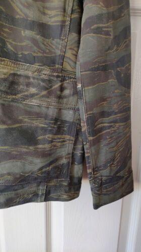 daim de Taille en Shirt Tous les Camouflage Saints Gris Veste 318 nwt £ Toji cuir Xxs 0wf8qRfB