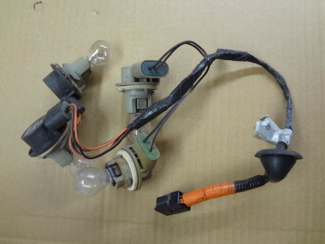 2000 mustang wiring harness 2000 ford mustang oem passenger rear tail light wiring harness 2000 mustang v6 wiring harness rear tail light wiring harness