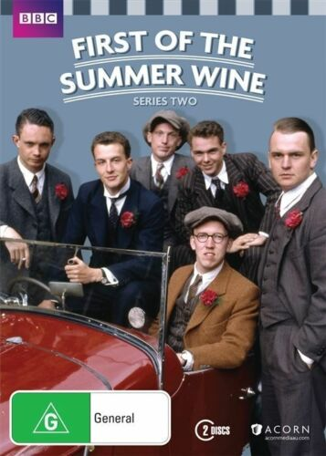 1 of 1 - First of the Summer Wine: Series/ Season 2 [Region 4] DVD Like New - Free Post