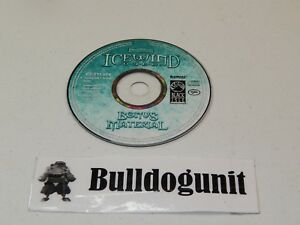 Icewind-Dale-Bonus-Material-Disc-Only-PC-Windows-CD-Rom-TESTED-Black-Isle