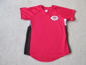 71ca755f34 A imagem está carregando Cincinnati-Reds-Mlb-Baseball -Jersey-Phillips-4-Juventude-