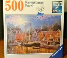 Ravensburger Ships Aglow 500pc Large