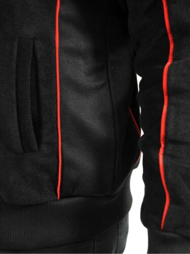 16 66001 Official Ducati Corse Pile Sweatshirt