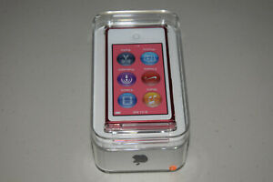 Apple-iPod-Nano-7th-8th-Generation-16-GB-Pink-MKMV2LL-A-Digital-Media-MP3-Player