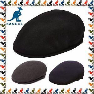 95443458f15 KANGOL Wool 504 Ivy Cap - 100% Wool - 0258BC - Iconic Classic Hat