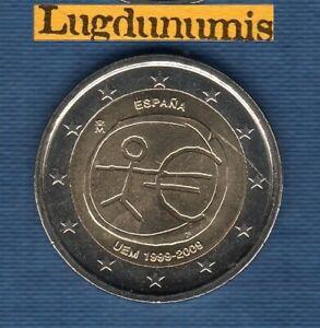 2 euro Commémo Espagne 2009 EMU UME SUP SPL Spain