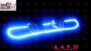 Snowboard battery powered led light strip kit remote control ski image is loading snowboard battery powered led light strip kit remote aloadofball Choice Image