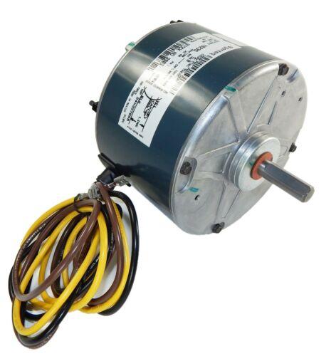 1100 RPM 208-230V Genteq # G3905 Carrier Condenser Motor 5KCP39EGY823S 1//4 hp