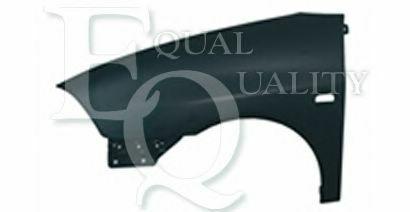 L01131 EQUAL QUALITY Parafango anteriore Sx SEAT IBIZA IV 6L1 1.2 64 hp 47 kW