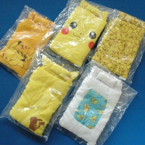 Miniature Futon Pikachu smaho no Futon Pokemon