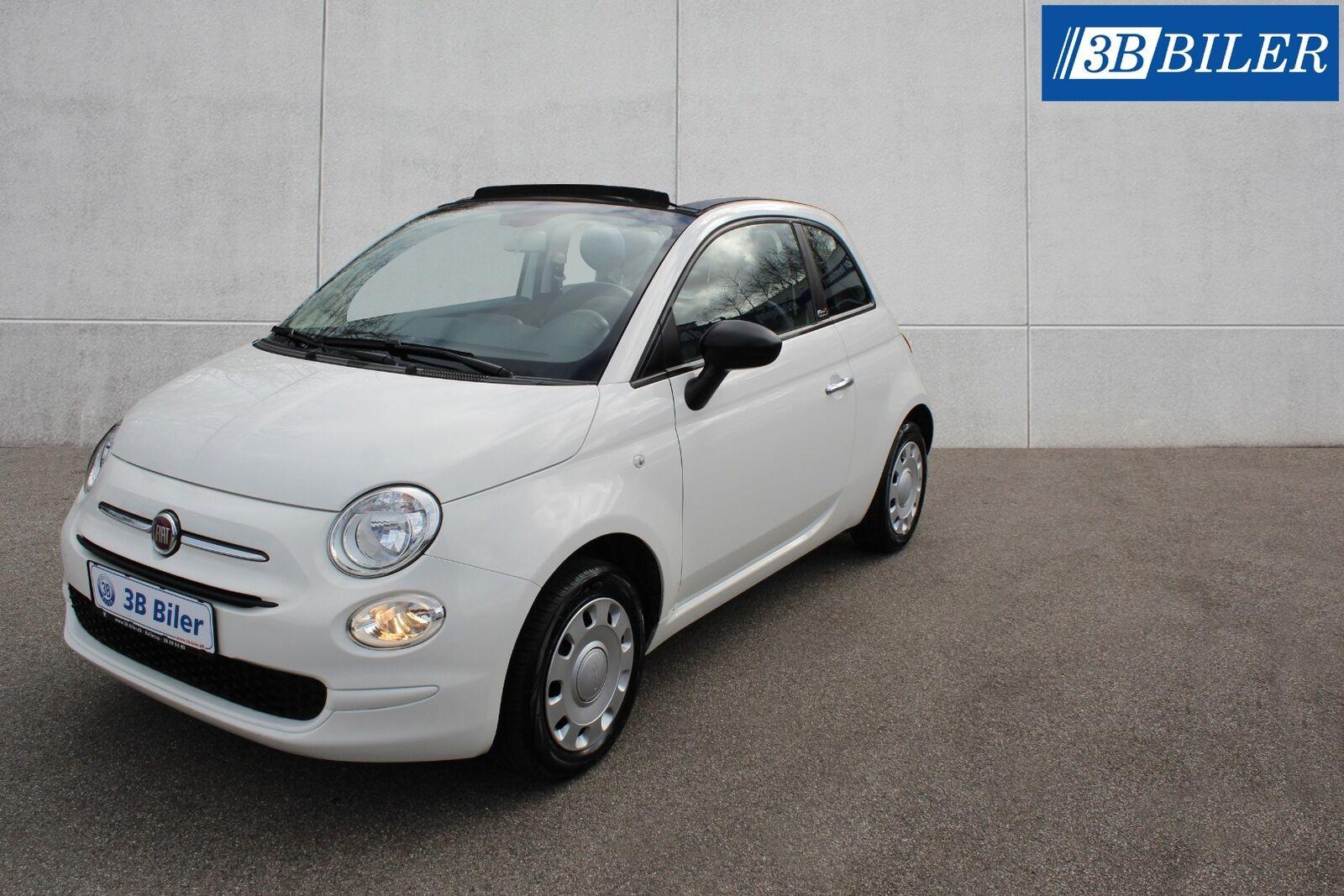 Fiat 500C 1,2 Pop 2d - 2.277 kr.