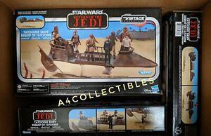 Star-Wars-TATOOINE-SKIFF-Vintage-Collection-TVC-Return-of-The-Jedi-JABBA-NEW