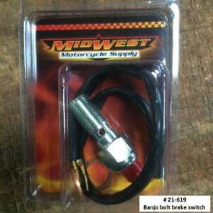 Midwest-Chrome-Banjo-Bolt-w-Built-In-Brake-Switch-7-16-24-Thread-for-Harley