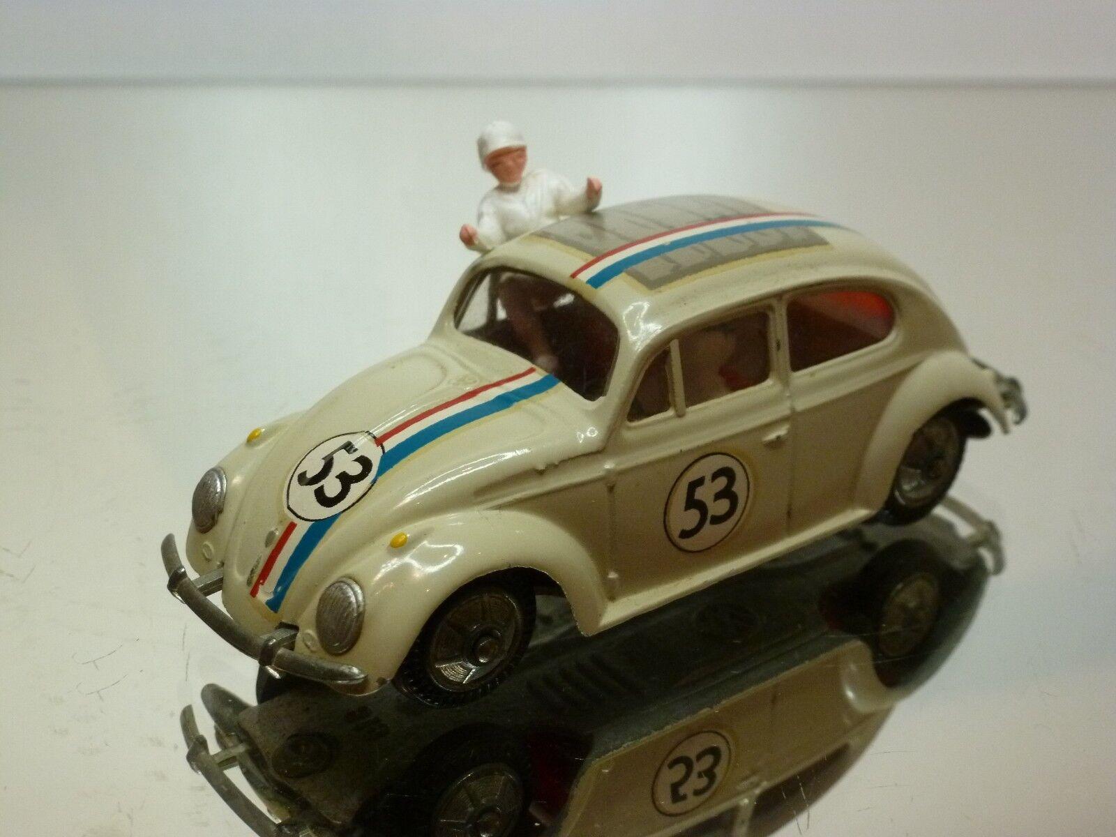 TEKNO DENMARK 819 VW VOLKSWAGEN BEETLE HERBIE - 1 43 - EXCELLENT CONDITION