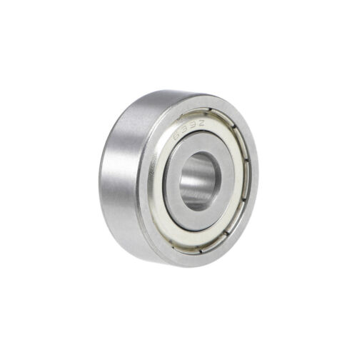 Details about  /Miniature Deep Groove Ball Bearing Double Shielded Rubber or Metal Seals 2RS//ZZ