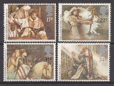 GB MNH STAMP SET 1985 Arthurian Legends SG 1294-1297 10% OFF ANY 5+