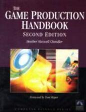 Game Production Handbook, 2E(w CD-ROM) (Computer Science)(Game Development) (Com
