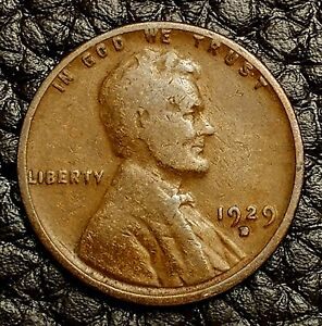 VG 1924-S Lincoln Wheat Cent in Very Good Condition ~ $20 ORDERS SHIP FREE!