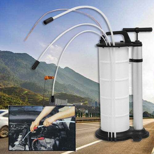 9L Ölpumpe Ölwechsel Ölabsaugpumpe Flüssigkeitsabsaugpumpe Absaugpumpe Manuelles