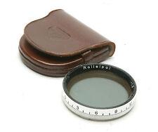 Rolleiflex 2,8 Bay III BIII Polarizing Filter Rolleipol -1,5 F/Planar & Xenotar.