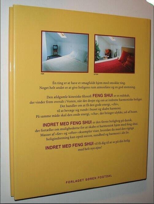 Indret med Feng Shui, Gina Lazenby, emne: hus og have