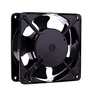 120mm Fan Zhanye Muffin 1238 AC 120v Computer Axial Cooling High Speed