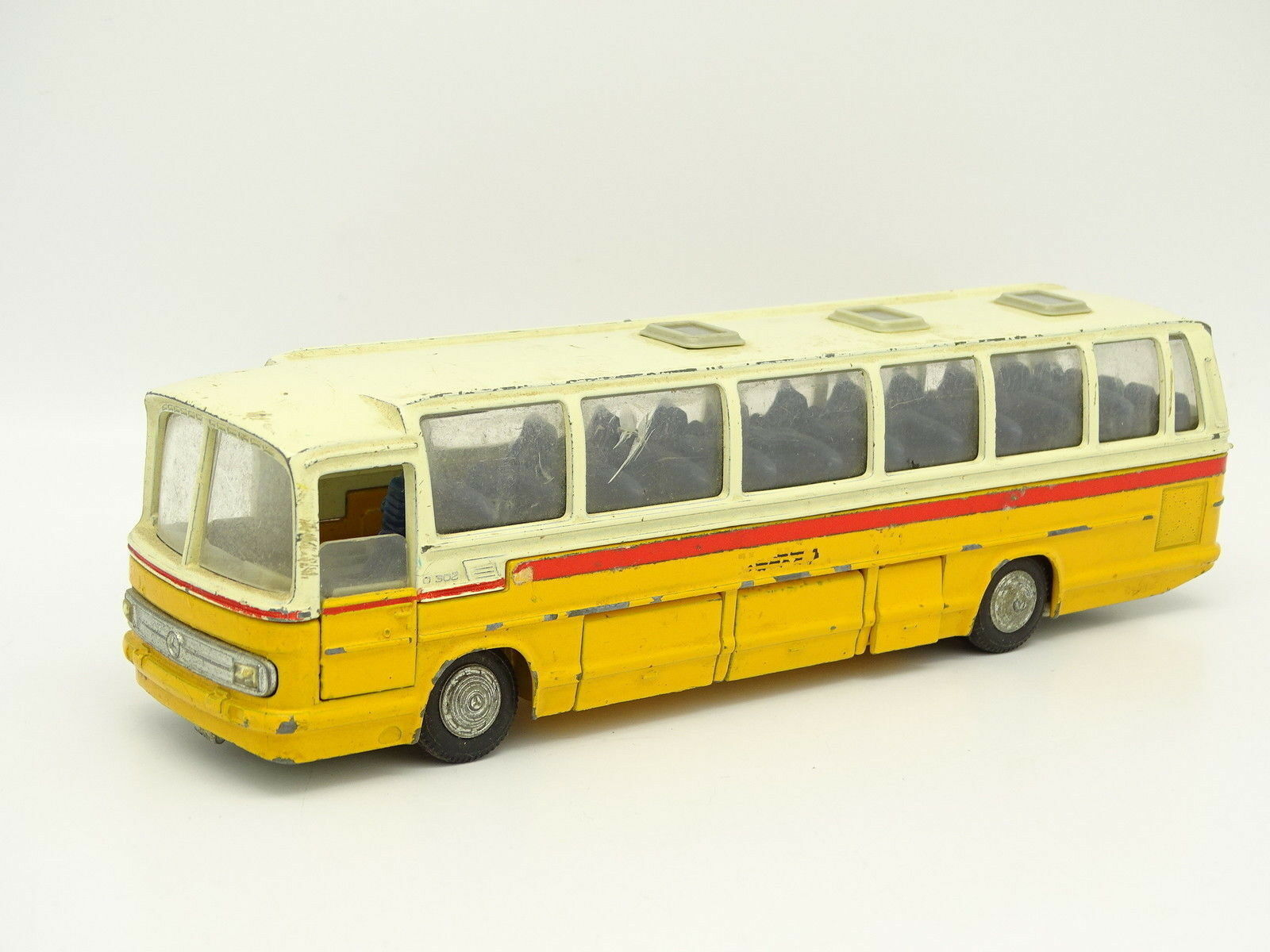 Tekno Holland 1 50 - Mercedes O302 Bus Autocar