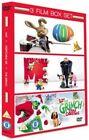 Hop / Despicable Me / The Grinch (DVD, 2011, 3-Disc Set)