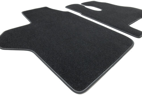 Bj Exclusive LKW Fußmatten für Mercedes Actros MP3 BM 930-934 2008-2011