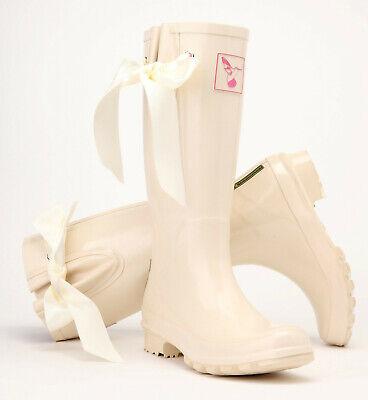 Evercreatures Womens Wellington Boots Ladies Tall Wellies Vegan Forest Green