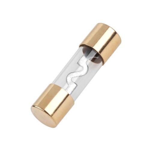 Desing vergoldet AGU Sicherung 60A Gold