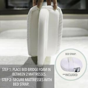New Bed Bridge For Adjustable Bed Twin Bed Converter To King