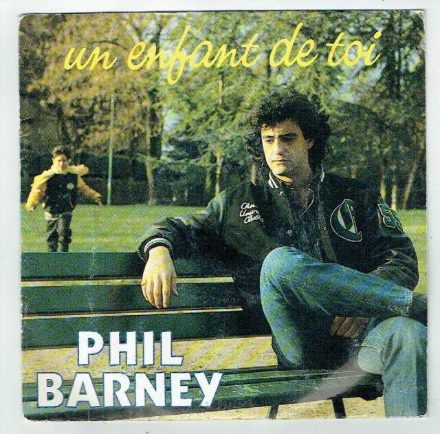 """Phil Barney Vinyl 45T 7"""" SP ein Kind de toi - Ma vie Musik 1740777 f reduziert"""