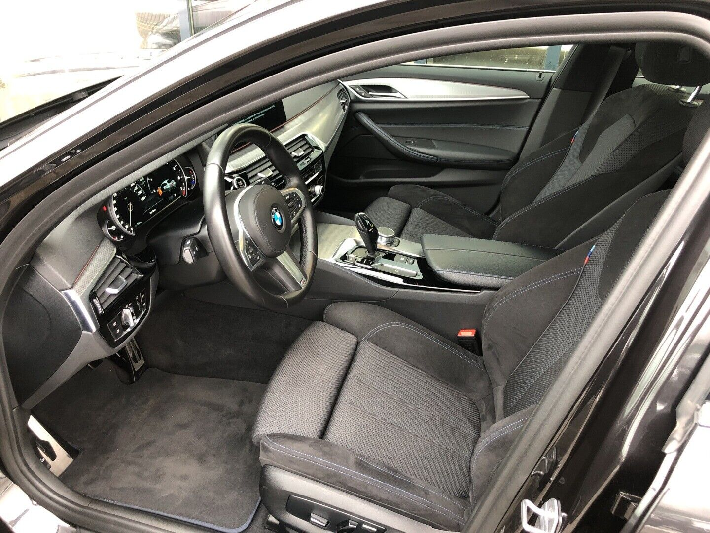 BMW 530i 2,0 M-Sport aut.