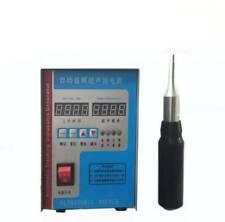 Portable Ultrasonic Plastic Welder Plastic Spot Welding Machine 220v