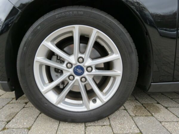 Ford Focus 1,6 Ti-VCT 125 Edition aut. - billede 3