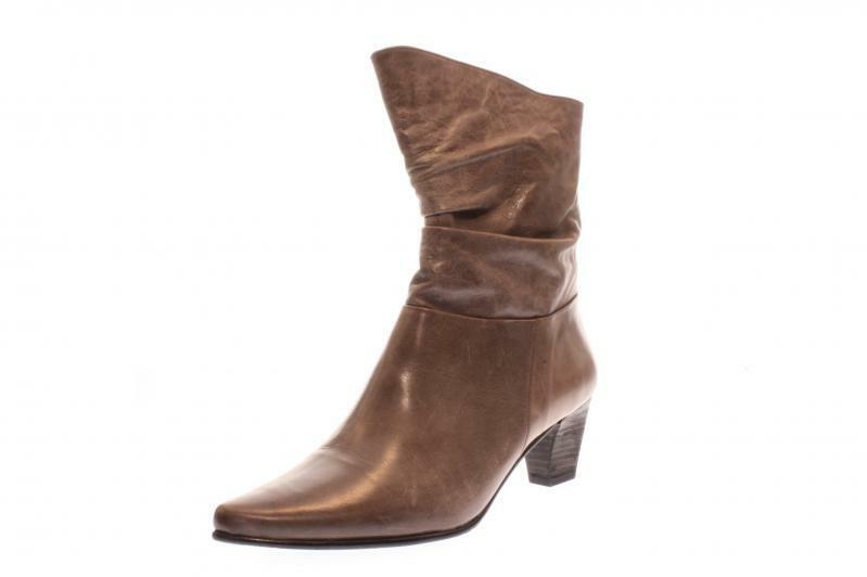 Fidji Damen Stiefel taupe (Beige) P02L811005