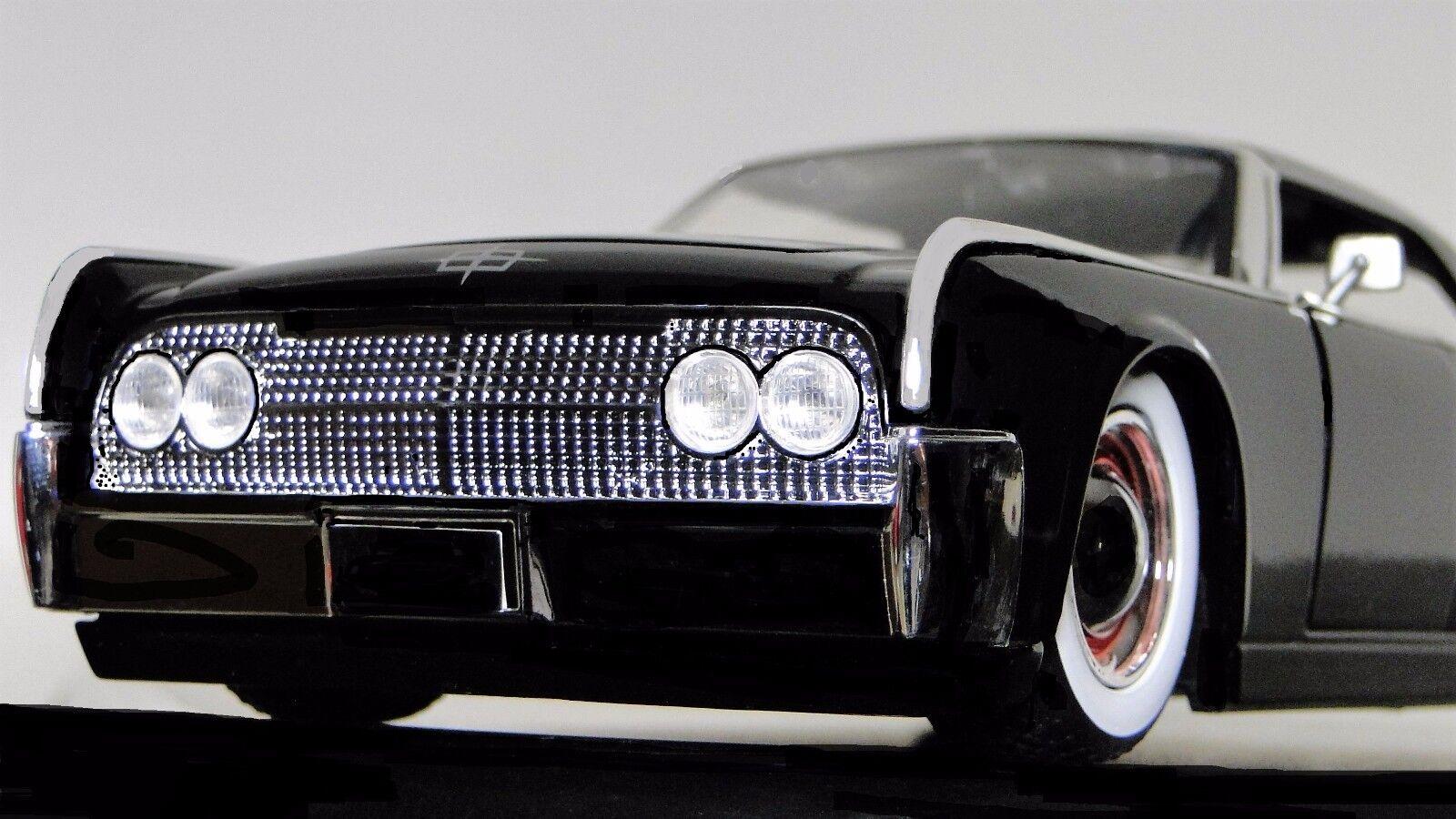 A Dream Car 1960s Ford Lincoln Mercury Merc 1961 1962 1 24 Concept 40 12 GT 18 T