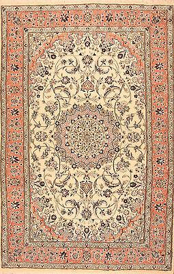 Orientteppich Echter Handgeknüpfter Perserteppich  (297 x 192)cm NEU - Nr. 3566