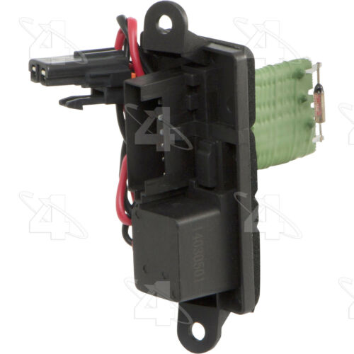 HVAC Blower Motor Resistor-Resistor Block Front 4 Seasons 20293