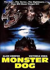 MONSTER DOG~1985 NEW SEALED DVD~ ALICE COOPER VICTORIA VERA PEPA SARSA