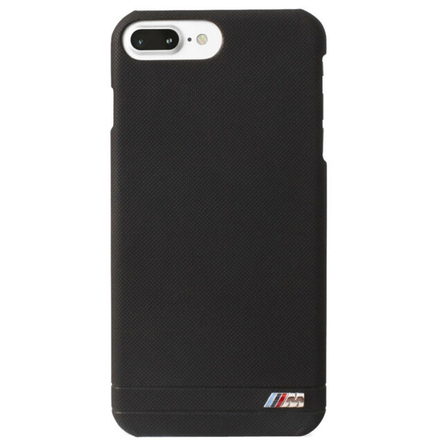 "Custodia ufficiale BMW M Experience per Apple iPhone 6 6s 7 8 Plus 5.5"" cover"