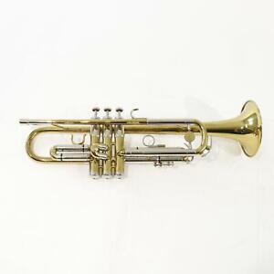 Holton-ST-200-Bud-Brisbois-Model-Professional-Bb-Trumpet-SN-577654-RARE