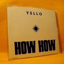 MAXI Single CD Yello How How 7TR 1994 Synth-pop